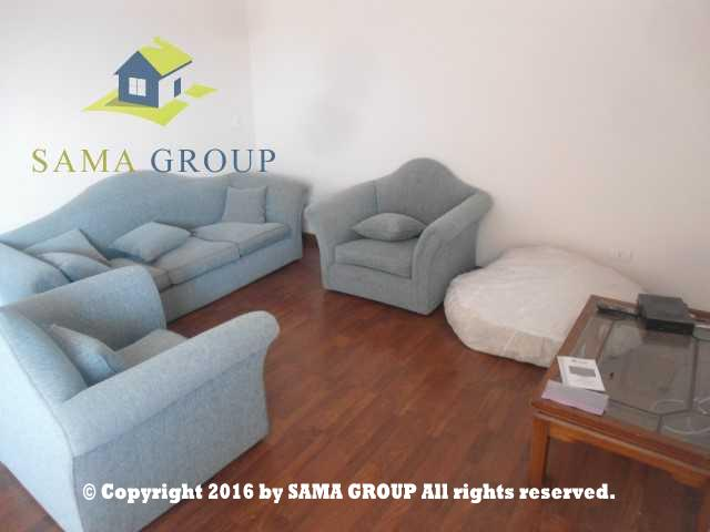 Fully Furnished Penthouse Triplex For Rent In Maadi,Modern Furnished,Penthouse NO #6