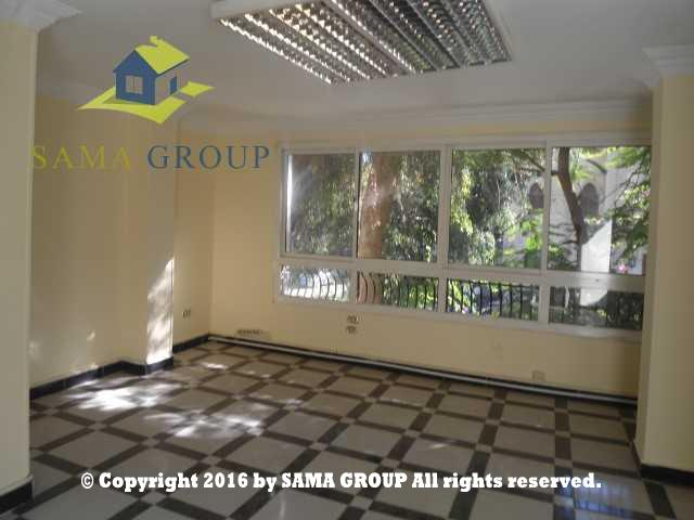 Administartive Building For Rent In Maadi,Furnished,Adminstration Building NO #8