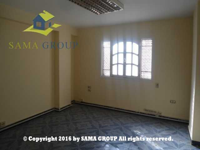 Administartive Building For Rent In Maadi,Furnished,Adminstration Building NO #5
