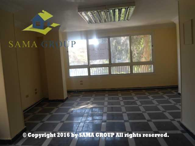 Administartive Building For Rent In Maadi,Furnished,Adminstration Building NO #3