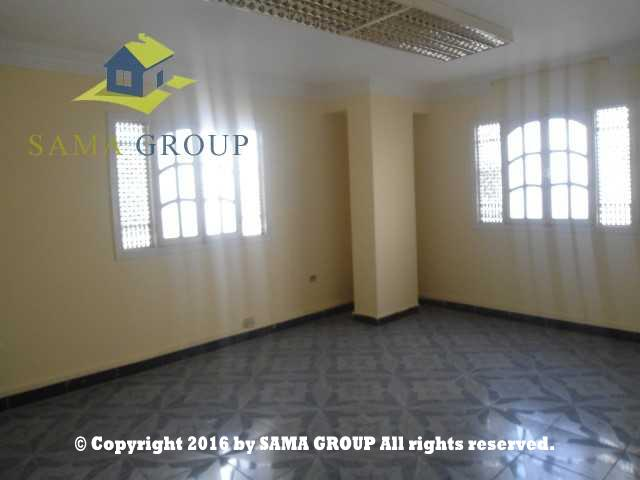 Administartive Building For Rent In Maadi,Furnished,Adminstration Building NO #15