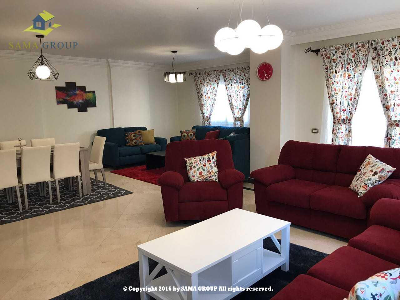 Modern Furnished Apartment For Rent In New Maadi