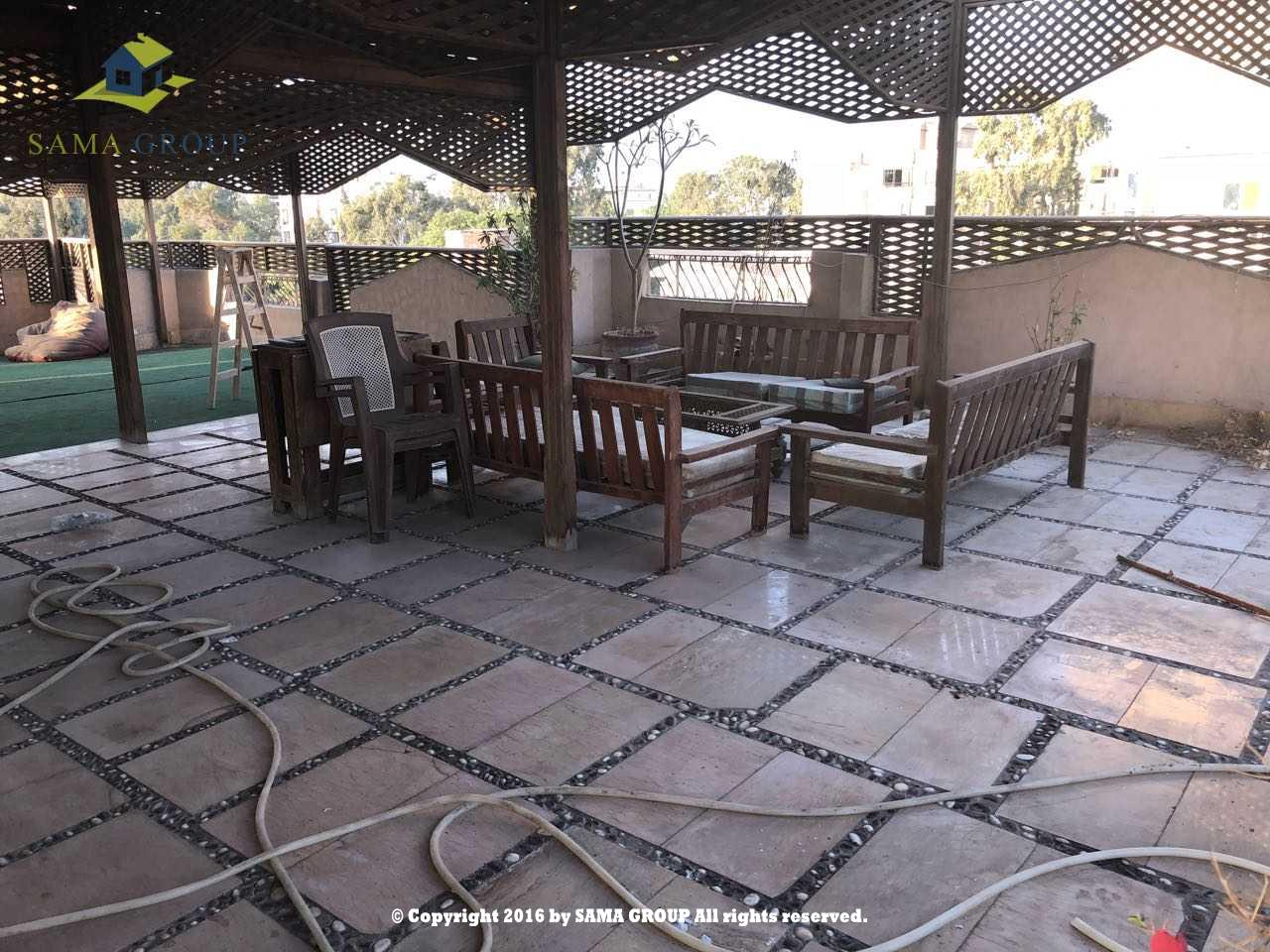 Furnished Studio Roof Top For Rent In Maadi