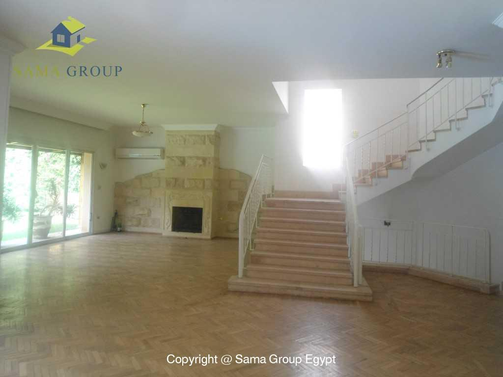 Villa  For Rent In Katameya Heights,Semi furnished,Villa NO #7