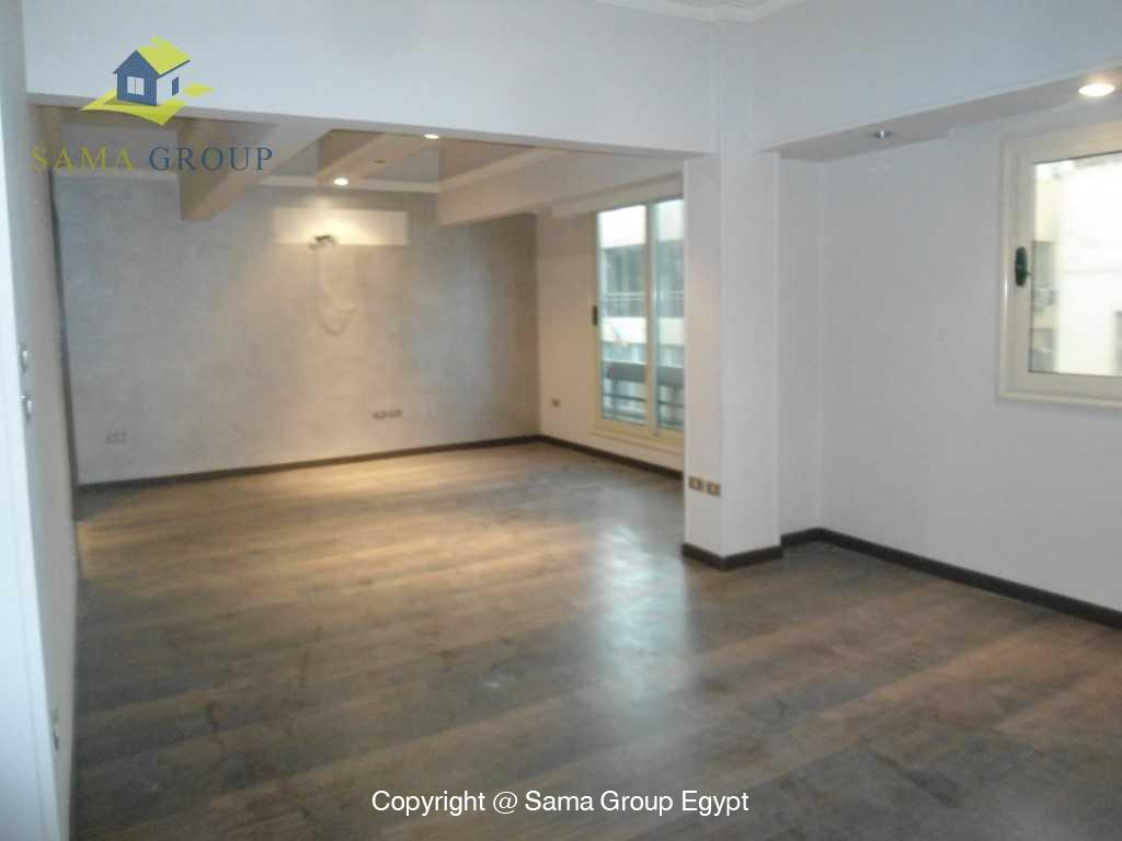 Cozy Modern Unfurished Penthouse for rent In Sarayat Maadi
