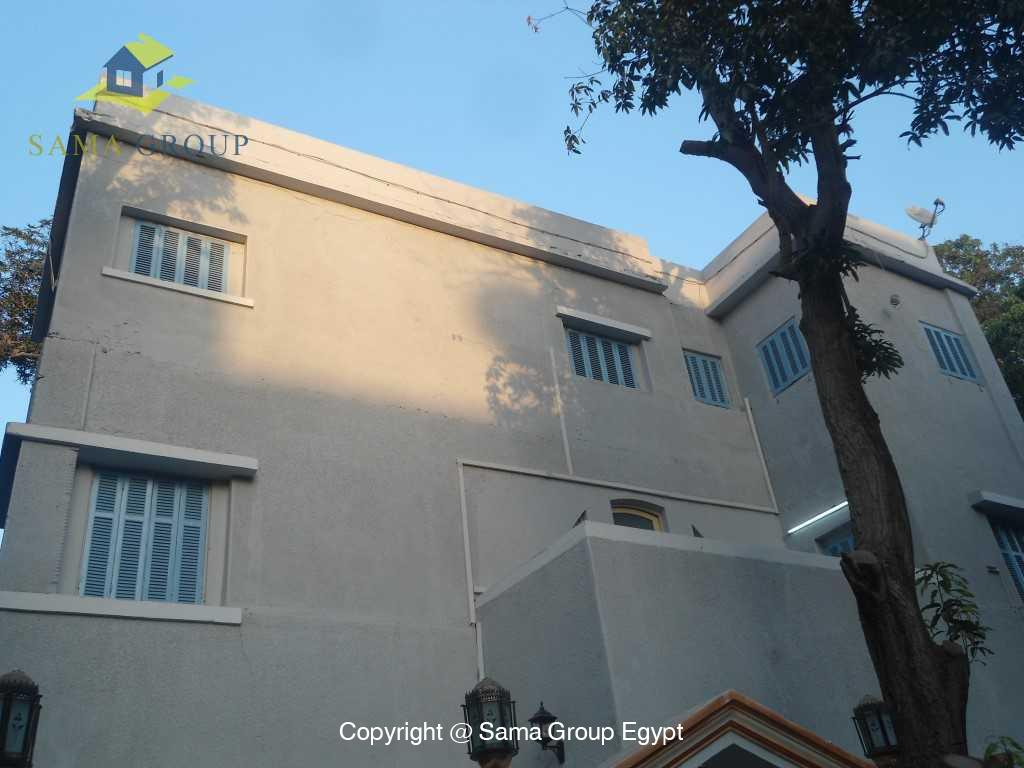 Villa Commercial For Rent In Maadi,Unfurnished,Adminstration Building NO #19