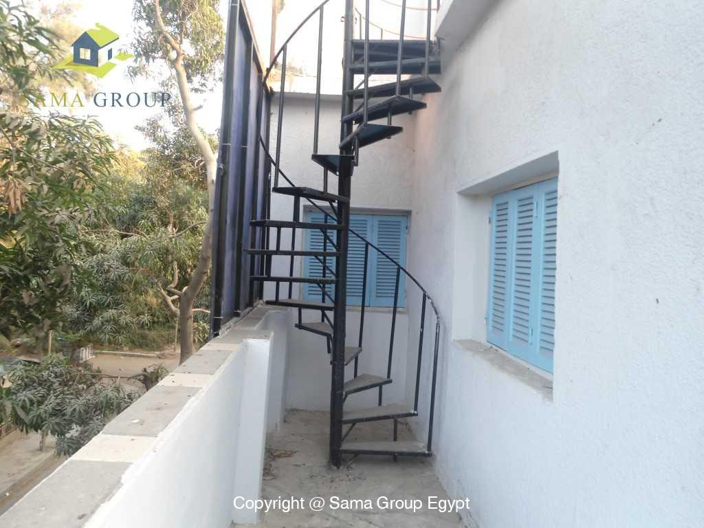 Villa Commercial For Rent In Maadi,Unfurnished,Adminstration Building NO #13