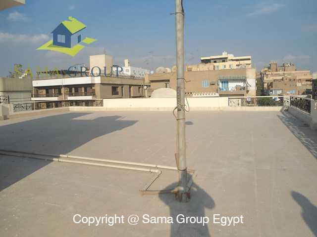Administartive Building For Rent In Maadi,Semi furnished,Adminstration Building NO #31