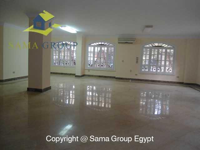 Administartive Building For Rent In Maadi,Semi furnished,Adminstration Building NO #25
