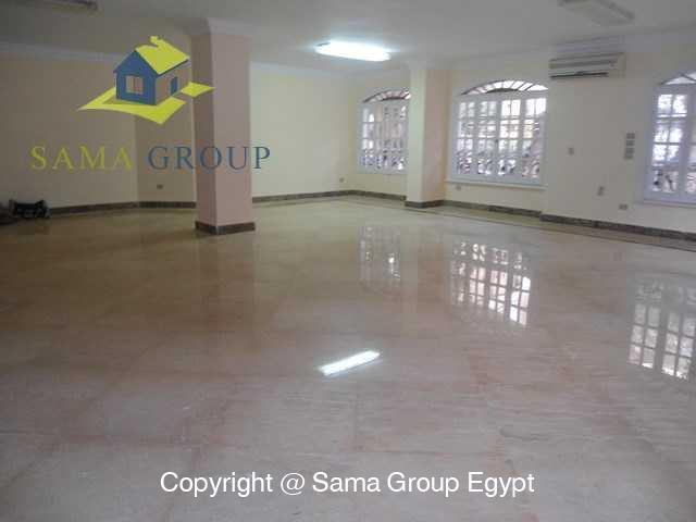 Administartive Building For Rent In Maadi,Semi furnished,Adminstration Building NO #24