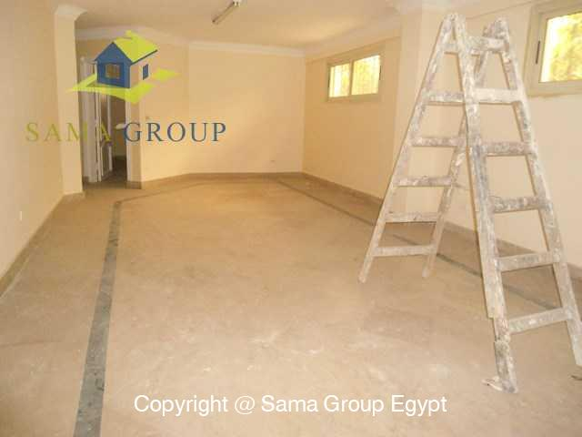 Administartive Building For Rent In Maadi,Semi furnished,Adminstration Building NO #21