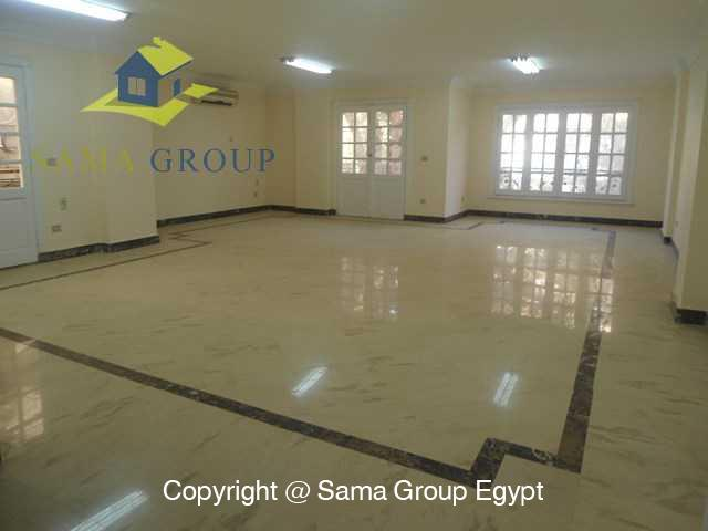 Administartive Building For Rent In Maadi,Semi furnished,Adminstration Building NO #4