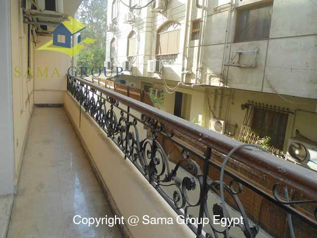 Administartive Building For Rent In Maadi,Semi furnished,Adminstration Building NO #3