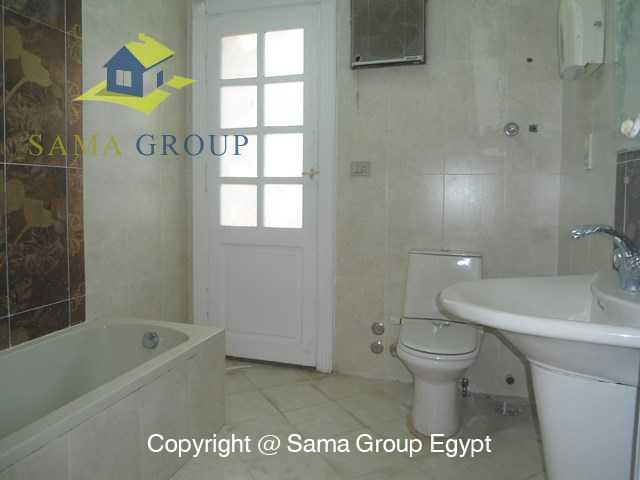 Administartive Building For Rent In Maadi,Semi furnished,Adminstration Building NO #18