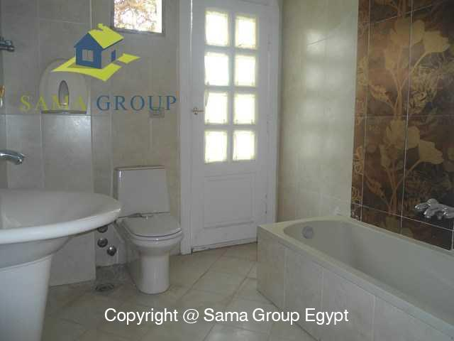 Administartive Building For Rent In Maadi,Semi furnished,Adminstration Building NO #17