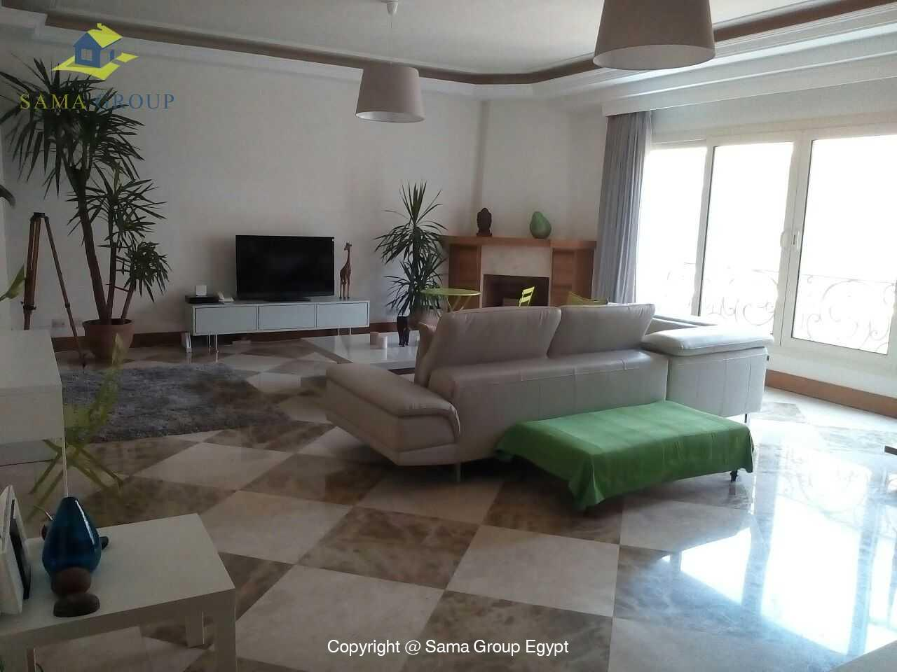 Penthouse Duplex For Sale In Maadi Sarayat