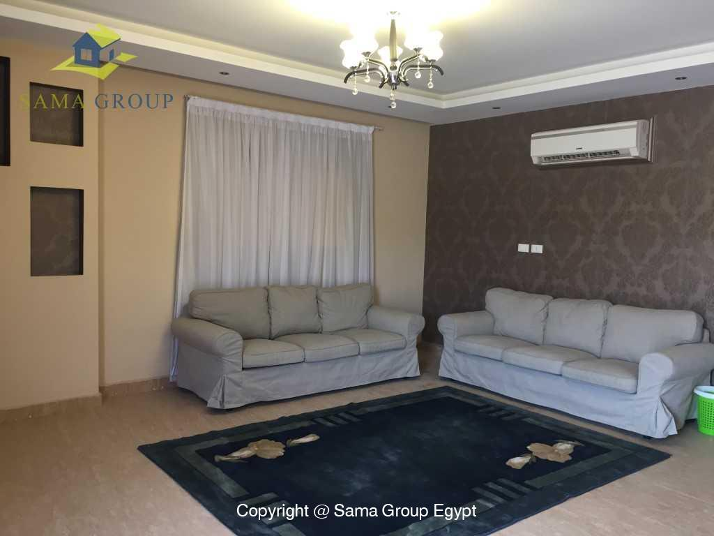 Furnished Penthouse For Rent In Choueifat In New Cairo