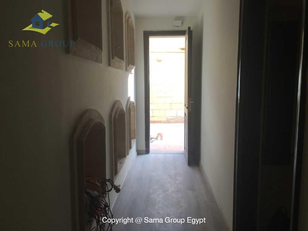 Basement For Rent In Katameya Heights,Semi furnished,Ground Floor NO #13