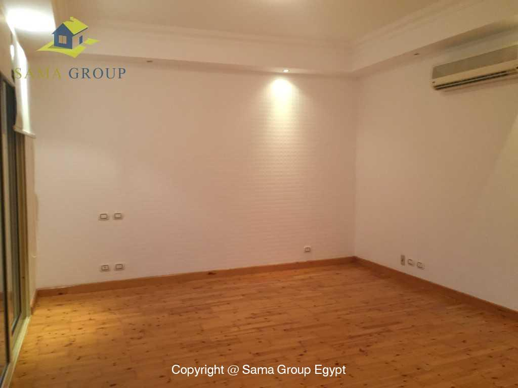 Ground Floor Duplex For Rent In Katameya Heights,Semi furnished,Penthouse Duplex NO #11