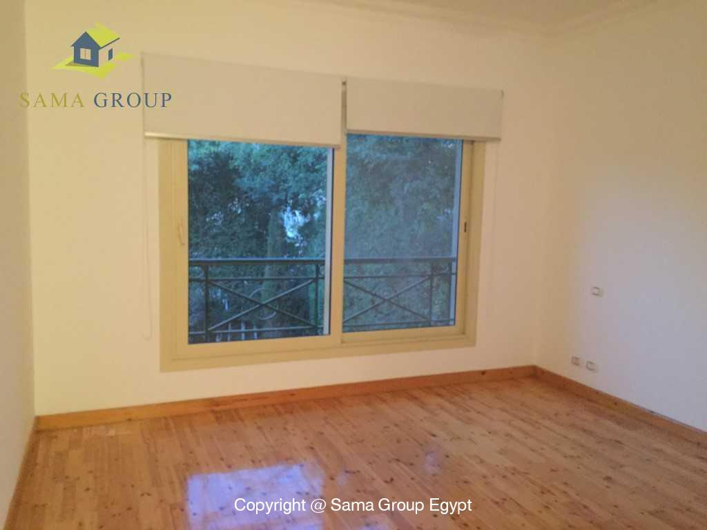 Ground Floor Duplex For Rent In Katameya Heights,Semi furnished,Penthouse Duplex NO #4