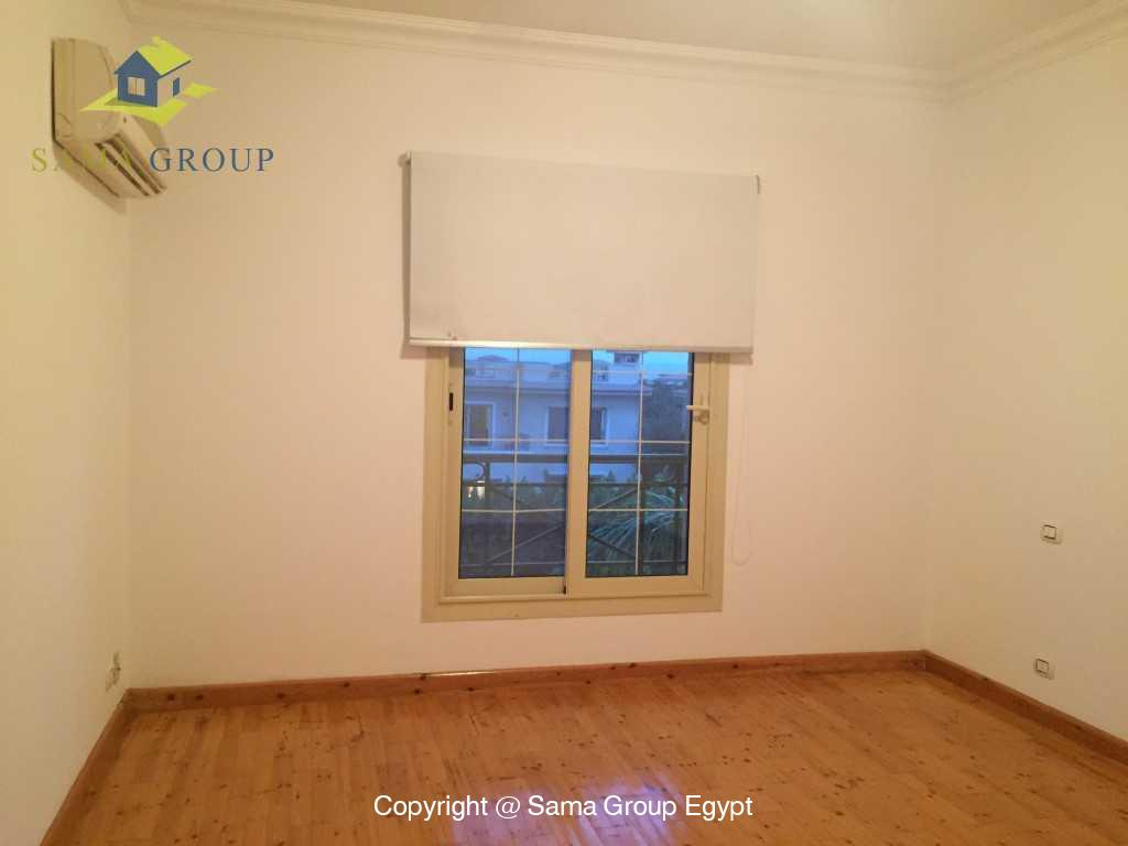 Ground Floor Duplex For Rent In Katameya Heights,Semi furnished,Penthouse Duplex NO #6