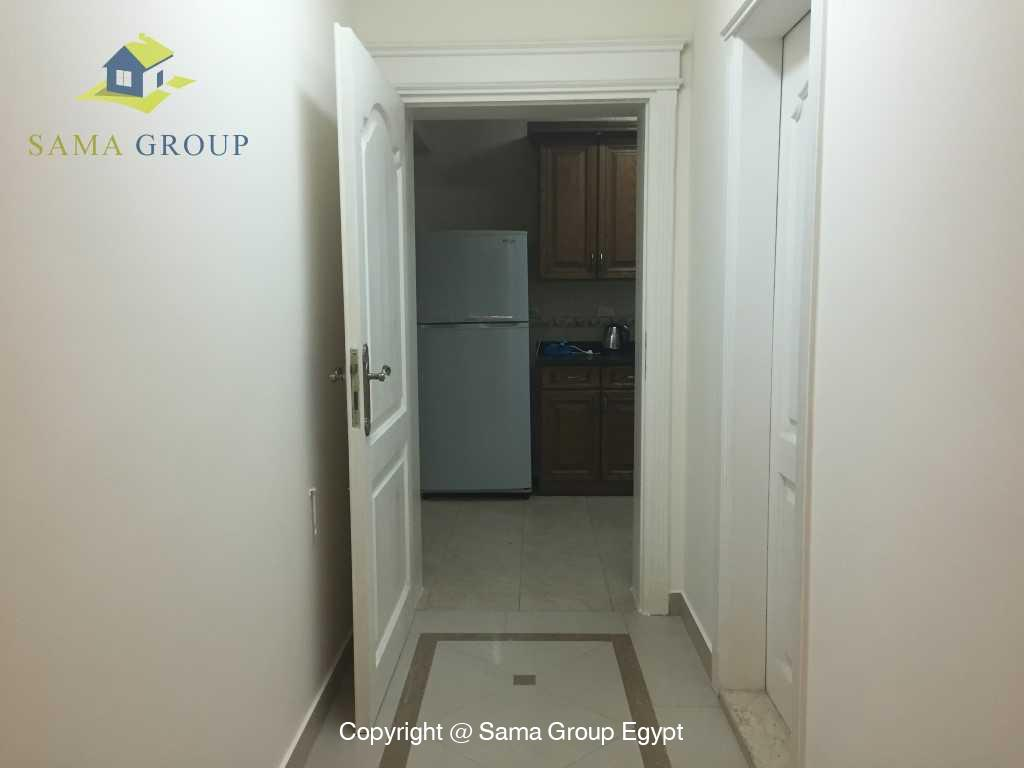 Furnished Ground Floor Duplex For Rent In Katameya Heights,Furnished,Ground Floor - duplex NO #16
