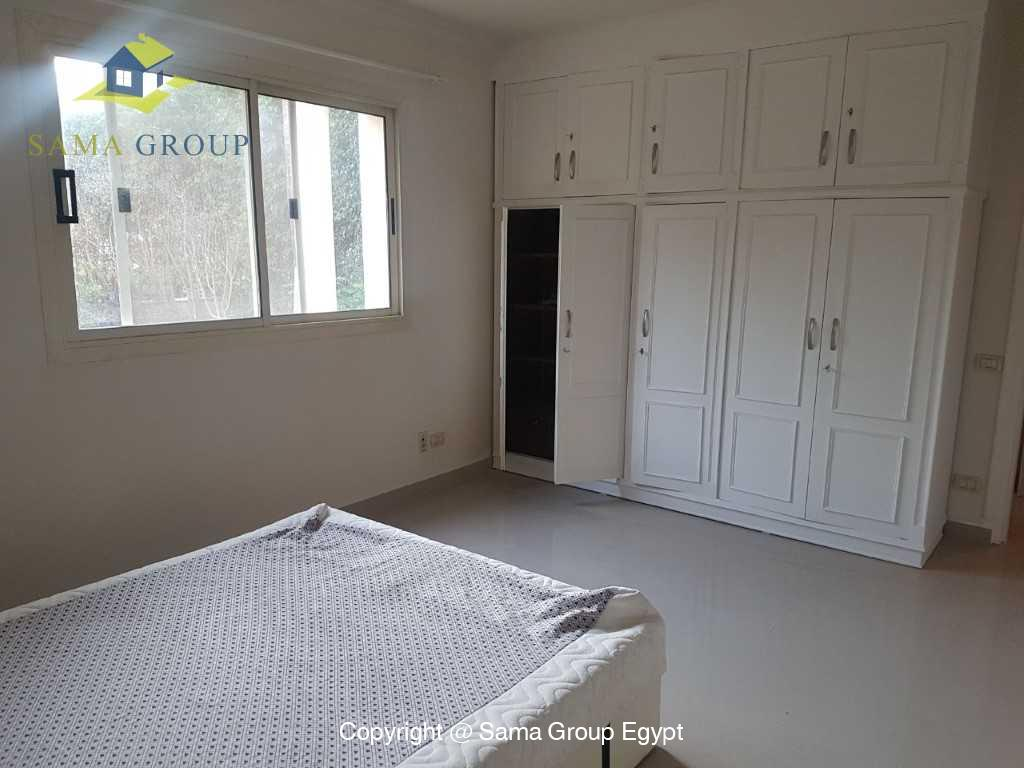 Modern Ground Floor For Rent In Katameya Heights,Modern Furnished,Ground Floor NO #20