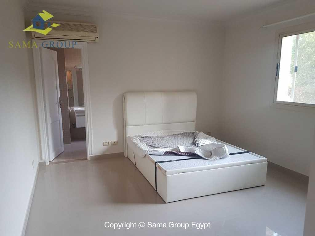 Modern Ground Floor For Rent In Katameya Heights,Modern Furnished,Ground Floor NO #4