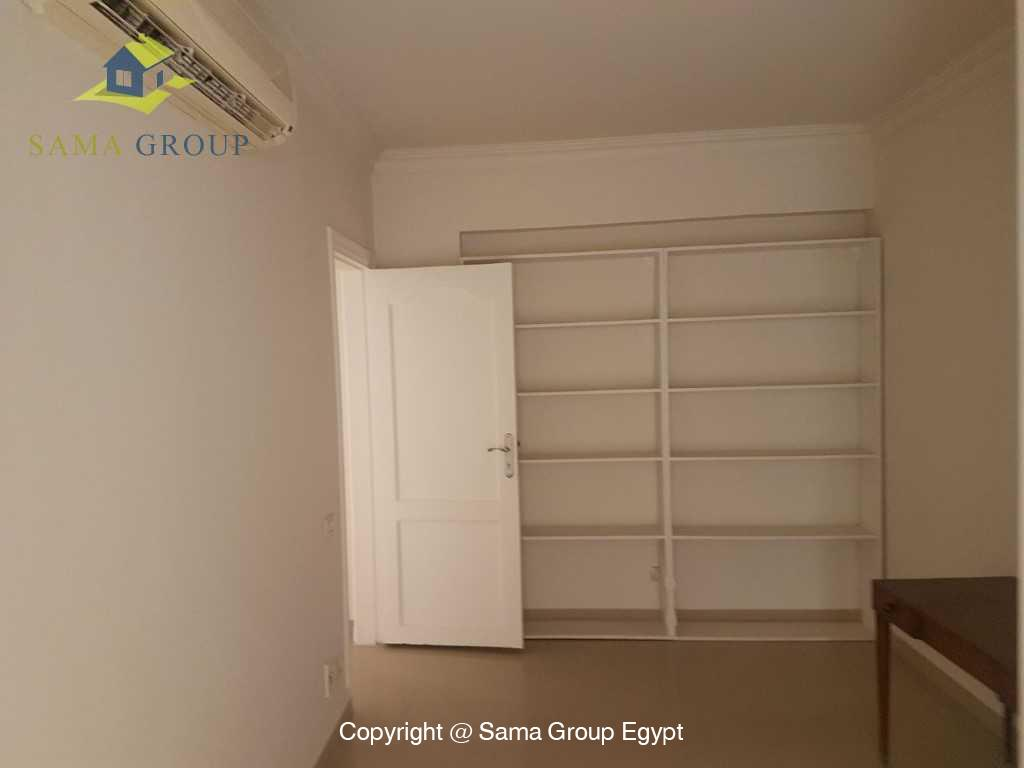Modern Ground Floor For Rent In Katameya Heights,Modern Furnished,Ground Floor NO #7