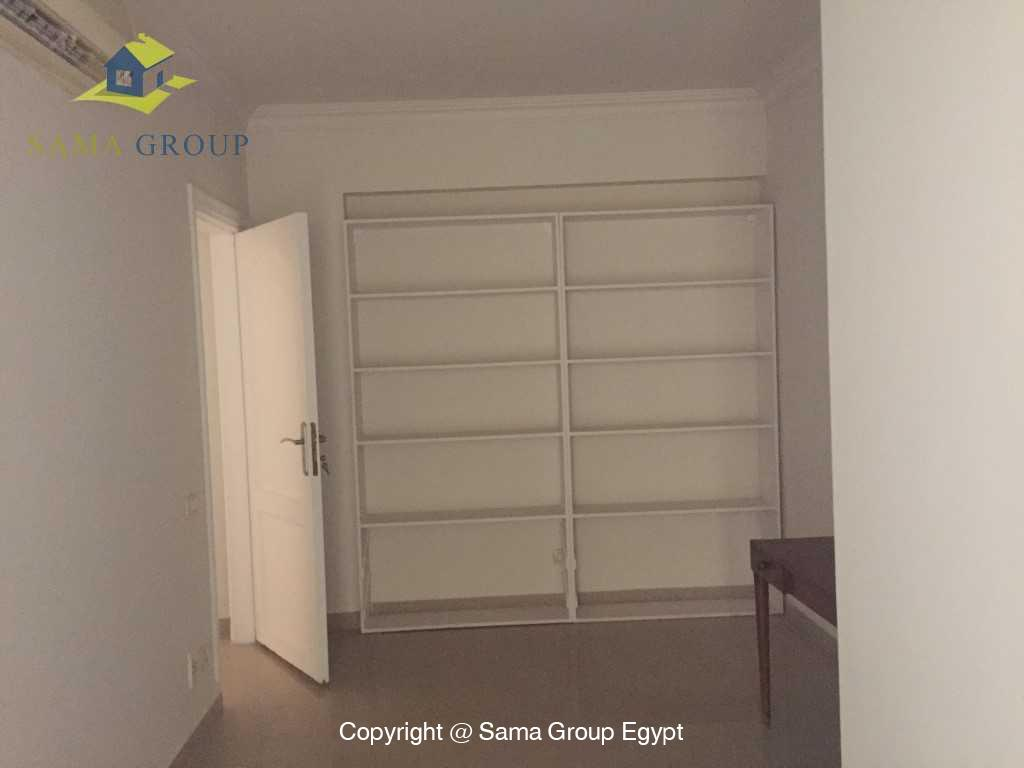 Modern Ground Floor For Rent In Katameya Heights,Modern Furnished,Ground Floor NO #21