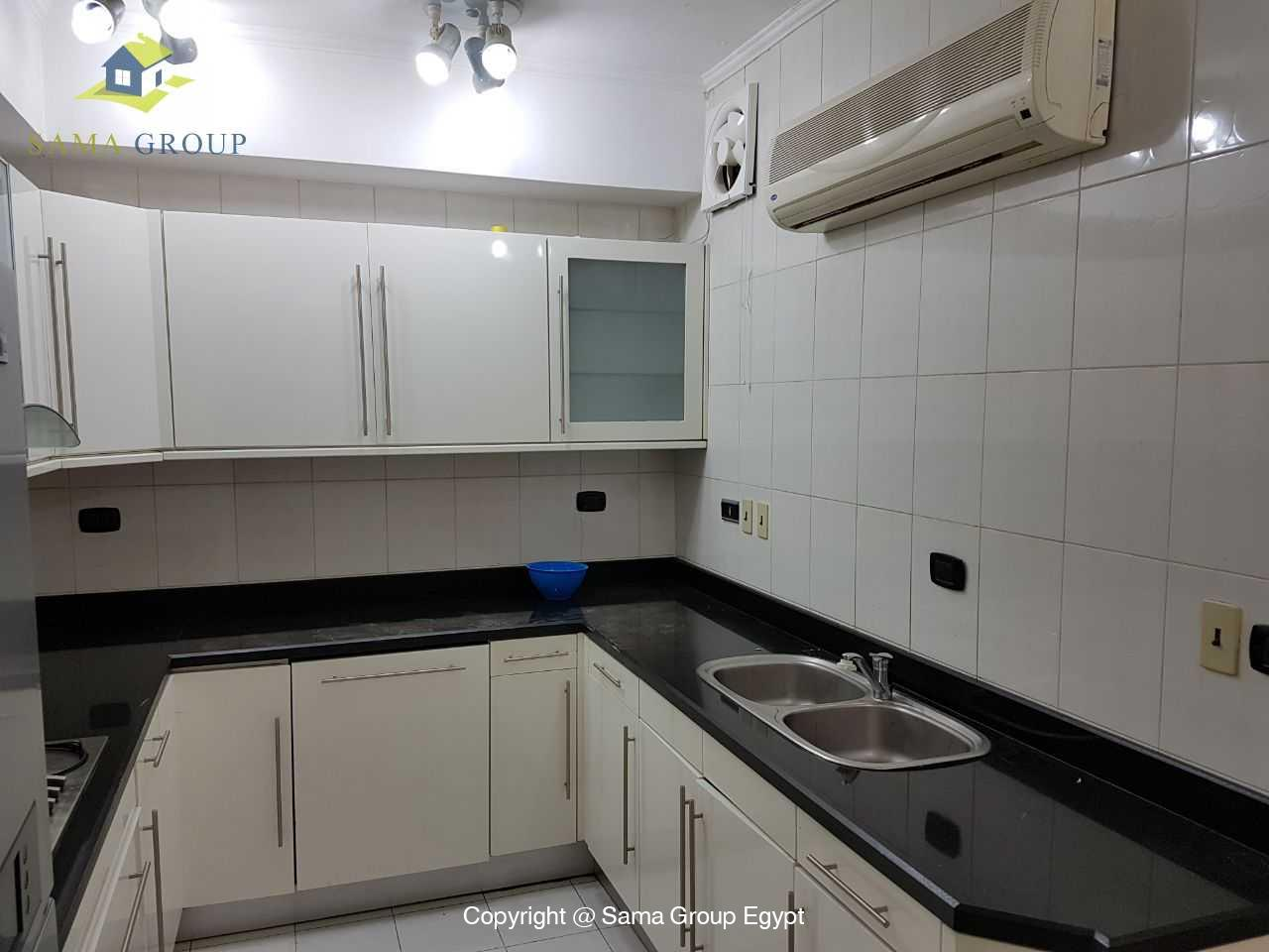 Modern Ground Floor For Rent In Katameya Heights,Furnished,Ground Floor NO #18