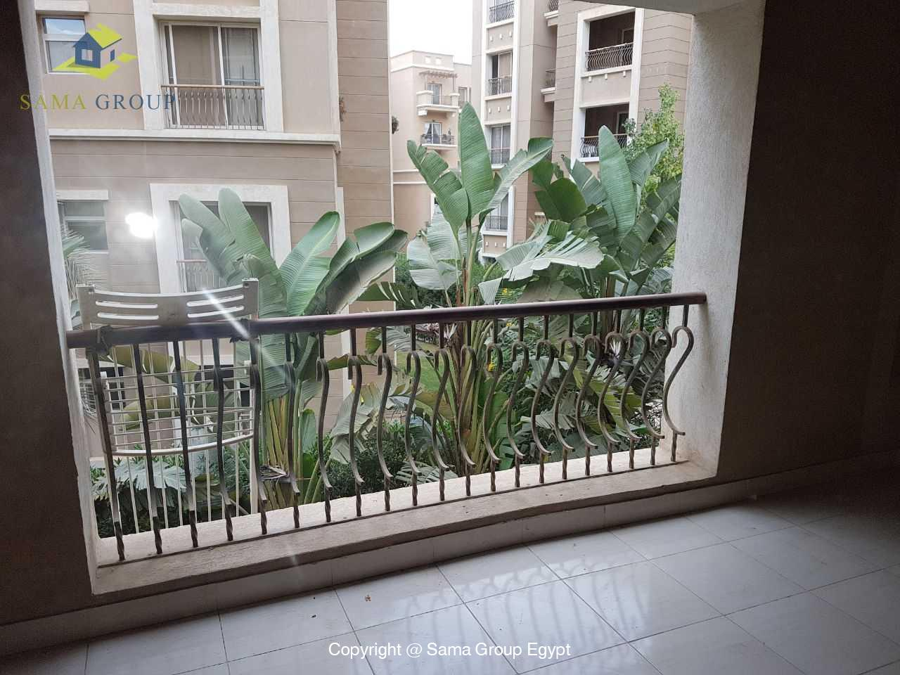 Furnished Apartment For Rent In Katameya Plaza New Cairo,Modern Furnished,Apartment NO #17