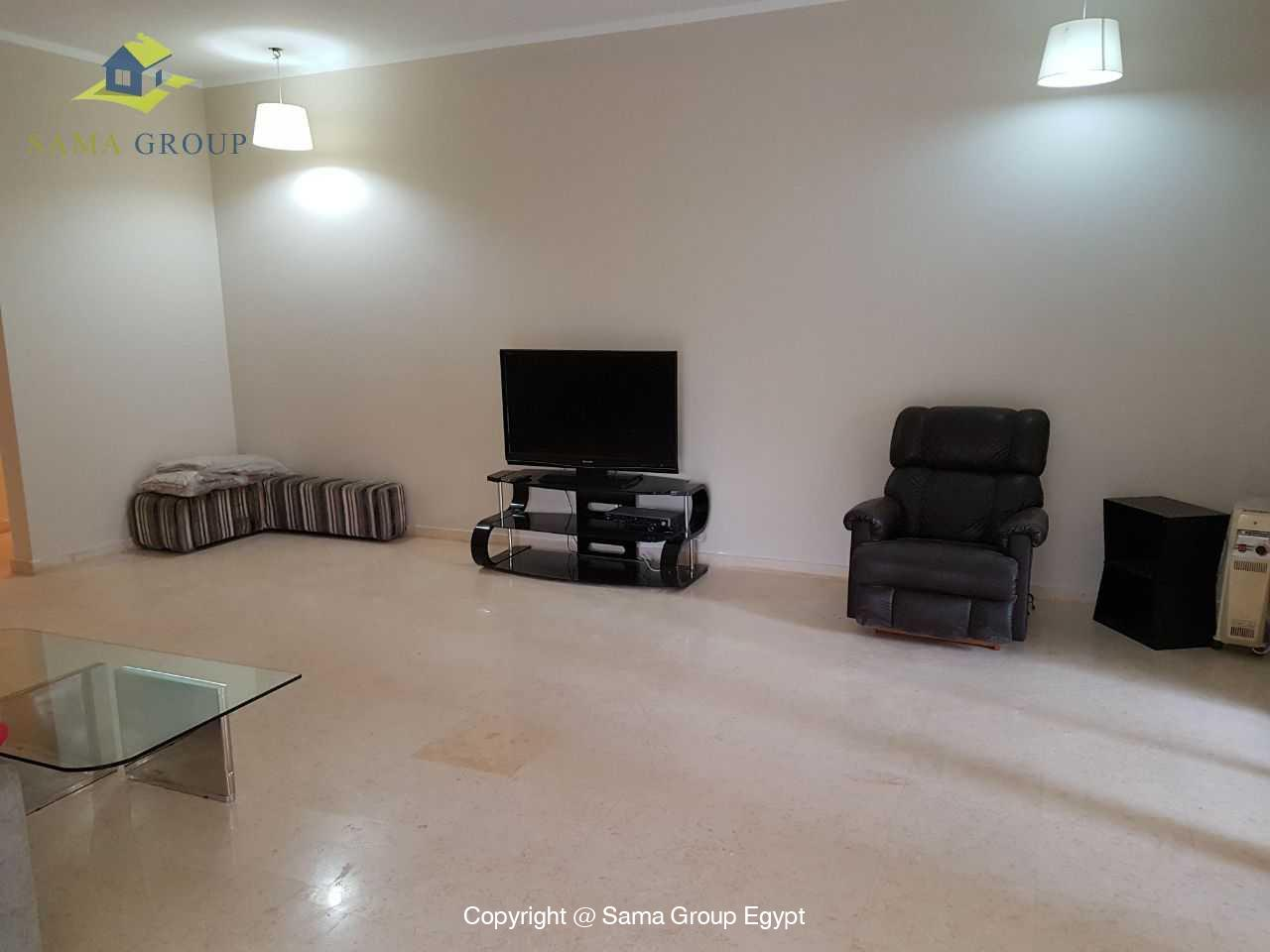 Furnished Apartment For Rent In Katameya Plaza New Cairo,Modern Furnished,Apartment NO #2