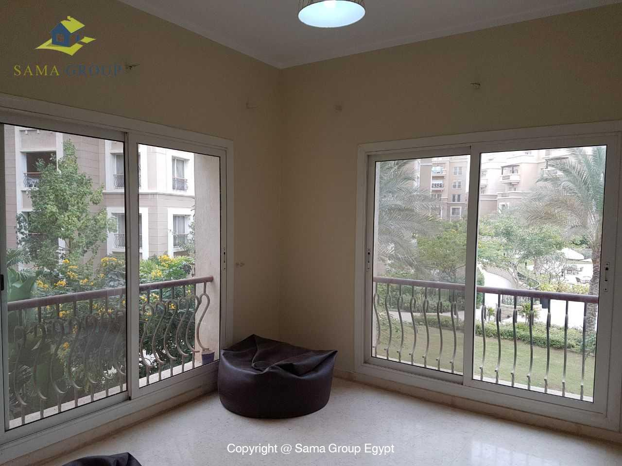 Furnished Apartment For Rent In Katameya Plaza New Cairo,Modern Furnished,Apartment NO #4