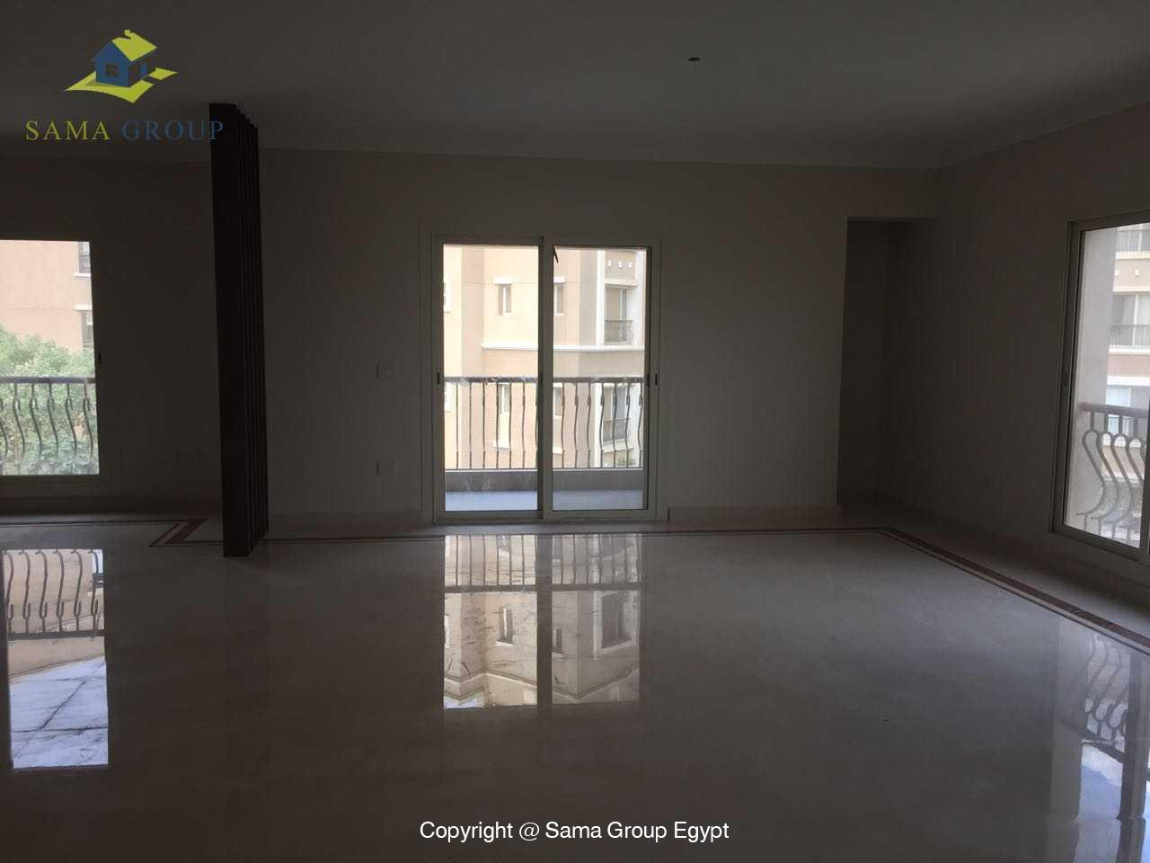Apartment For Rent In Katameya Plaza In New Cairo