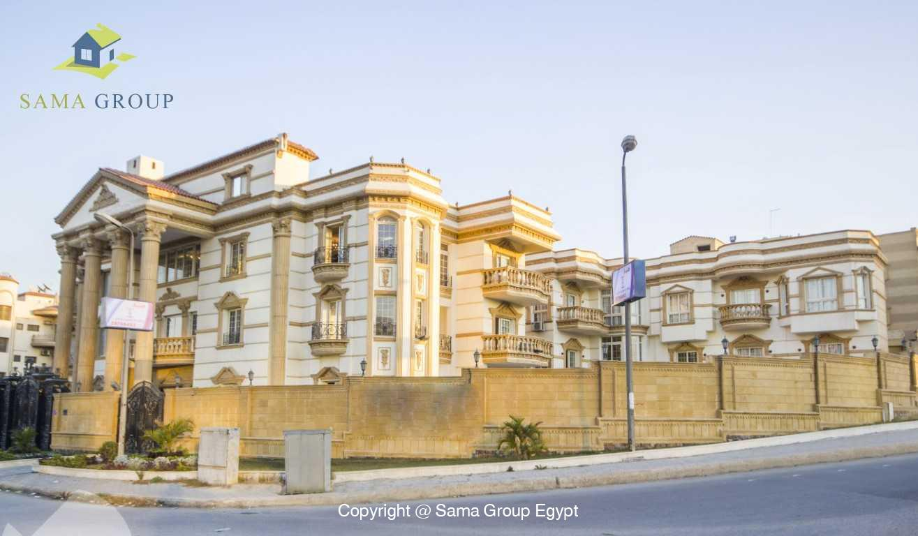 Palace For Sale In 5th Settlement In New Cairo