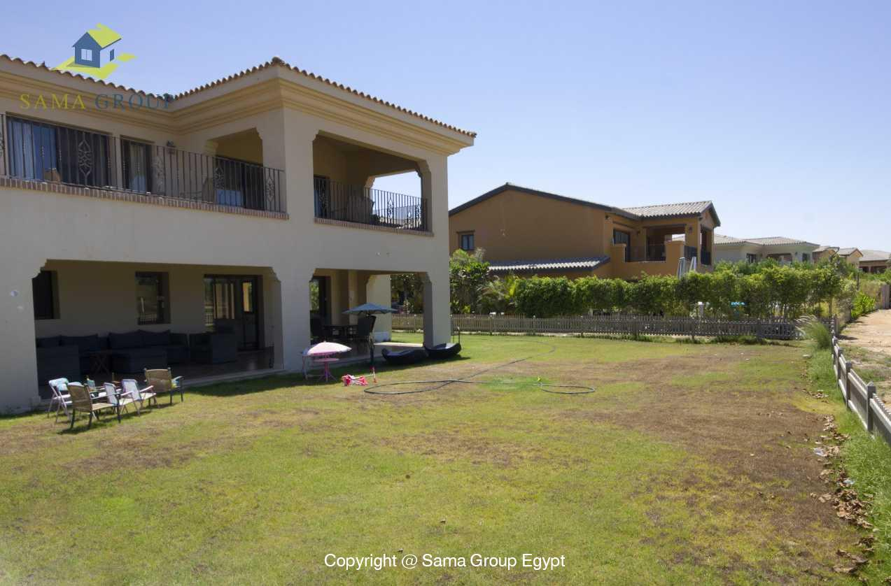 Villa For Sale In North Coast Marassi,Modern Furnished,Villa NO #16