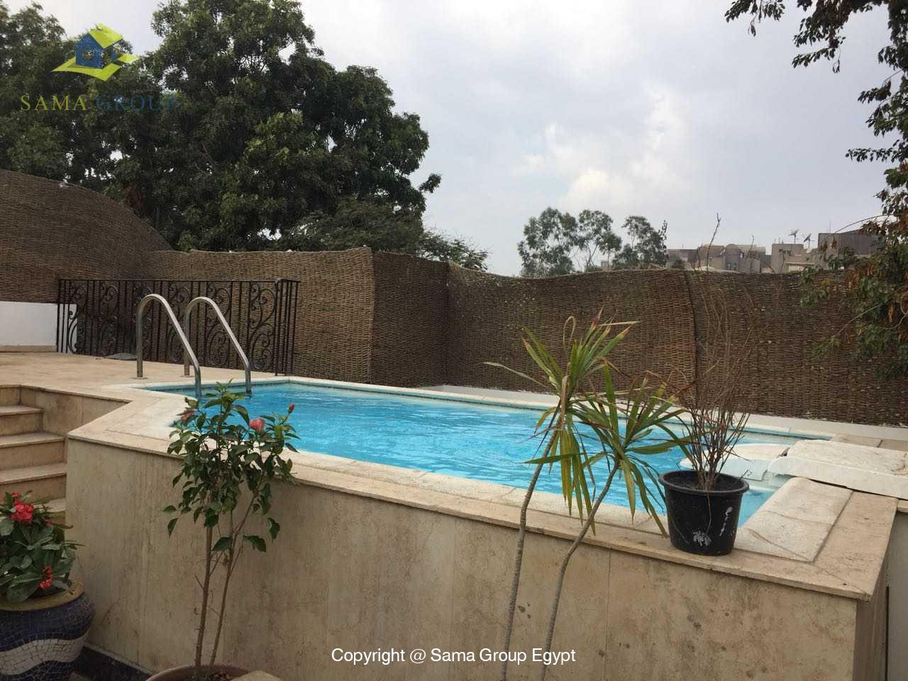 Penthouse Duplex For Rent In Maadi,Semi furnished,Penthouse Duplex NO #4
