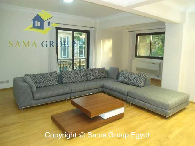 Modern Apartment with Pool For Rent In Maadi,Modern Furnished,Apartment NO #2