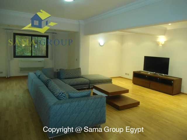 Modern Apartment with Pool For Rent In Maadi,Modern Furnished,Apartment NO #3