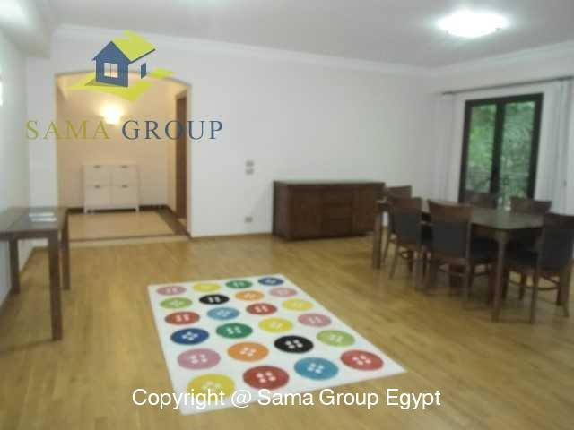 Modern Apartment with Pool For Rent In Maadi,Modern Furnished,Apartment NO #7