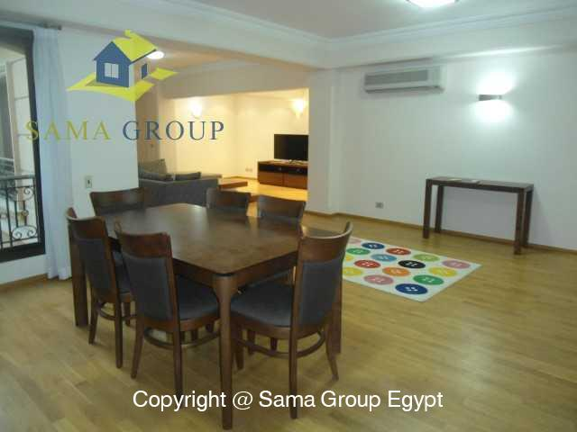 Modern Apartment with Pool For Rent In Maadi,Modern Furnished,Apartment NO #8
