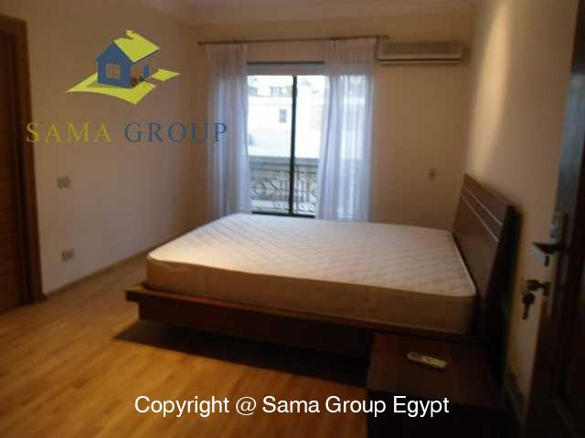 Modern Apartment with Pool For Rent In Maadi,Modern Furnished,Apartment NO #12
