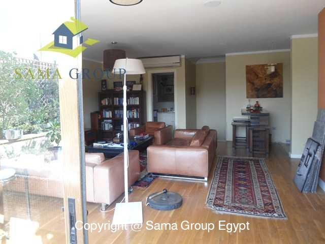 Penthouse with Swimming Pool For Rent In Maadi,Modern Furnished,Penthouse NO #14