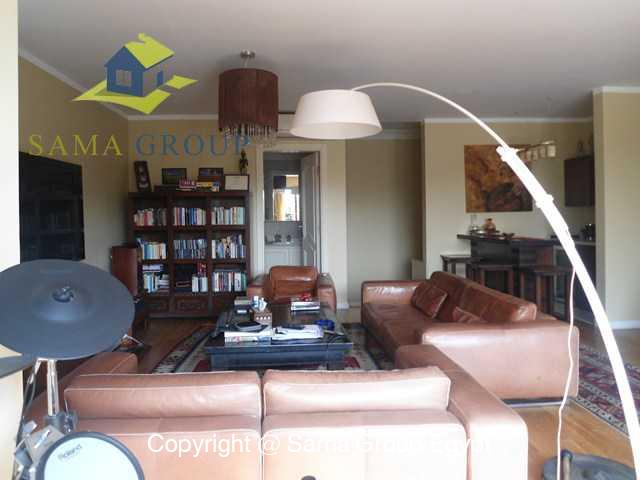 Penthouse with Swimming Pool For Rent In Maadi,Modern Furnished,Penthouse NO #13