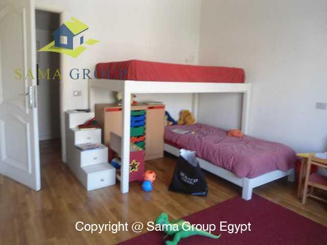 Penthouse with Swimming Pool For Rent In Maadi,Modern Furnished,Penthouse NO #12
