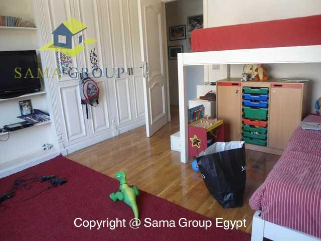 Penthouse with Swimming Pool For Rent In Maadi,Modern Furnished,Penthouse NO #2