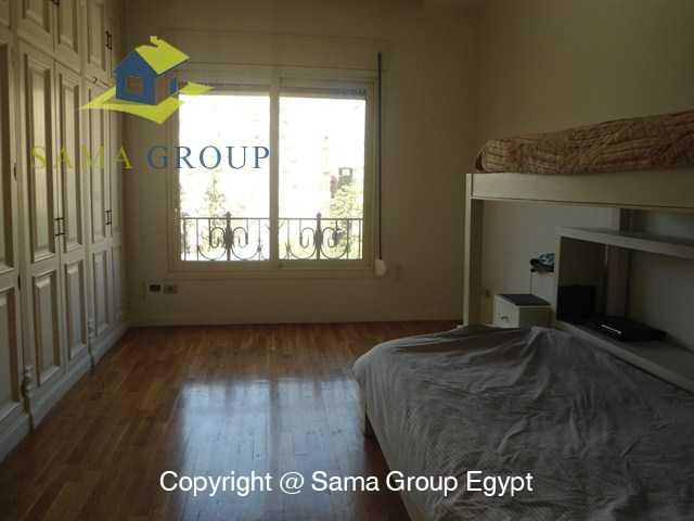 Penthouse with Swimming Pool For Rent In Maadi,Modern Furnished,Penthouse NO #3