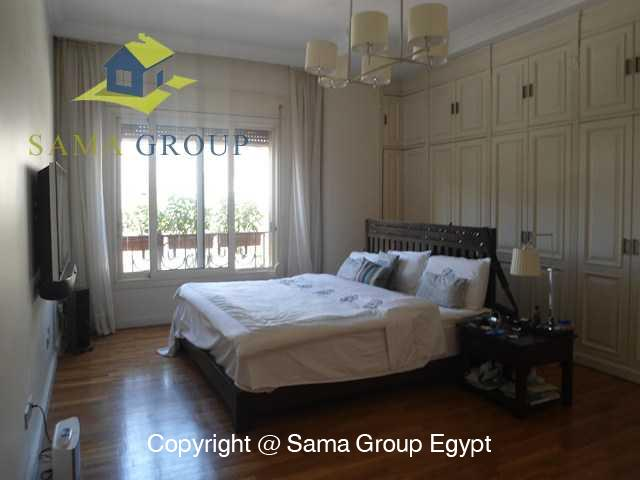 Penthouse with Swimming Pool For Rent In Maadi,Modern Furnished,Penthouse NO #4