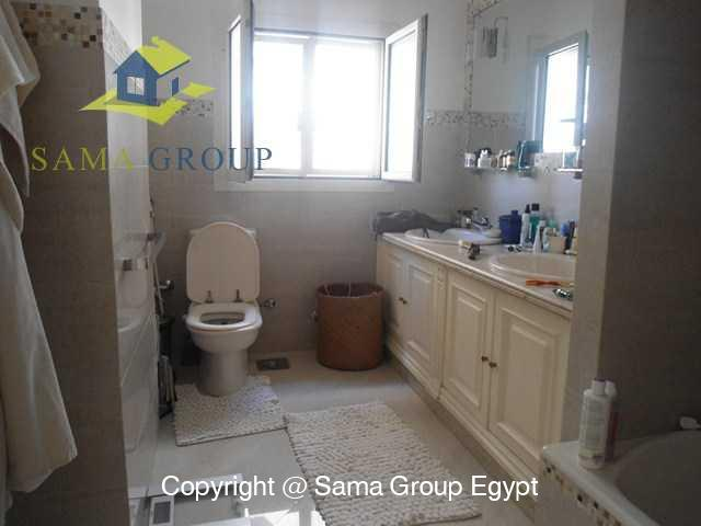 Penthouse with Swimming Pool For Rent In Maadi,Modern Furnished,Penthouse NO #9